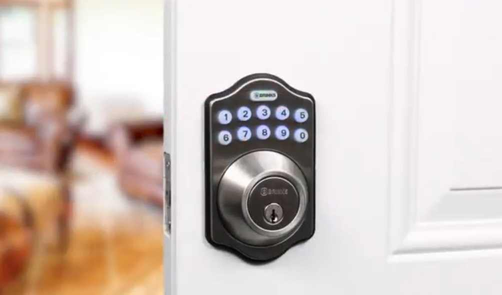 Your Brinks lock may not work electronically