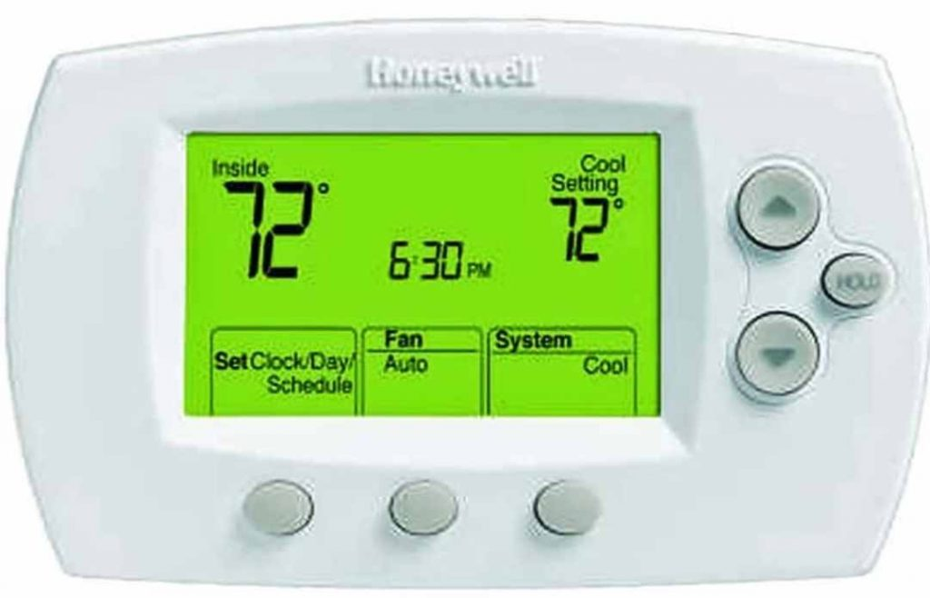 Honeywell Thermostat Heat Not Working On Auto