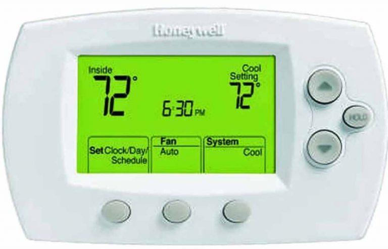 Honeywell Thermostat Screen Not Responding? (Solved!)