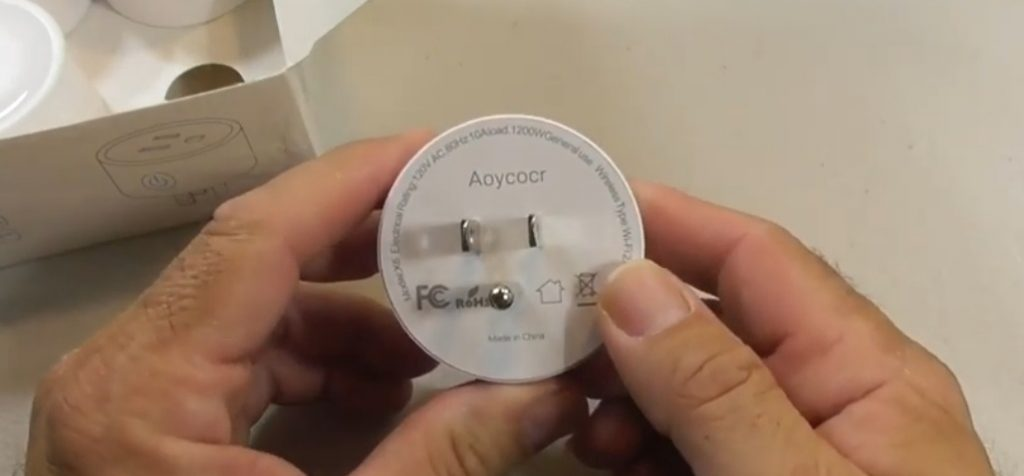 Aoycocr Smart Plug Not Connecting to Wi-Fi