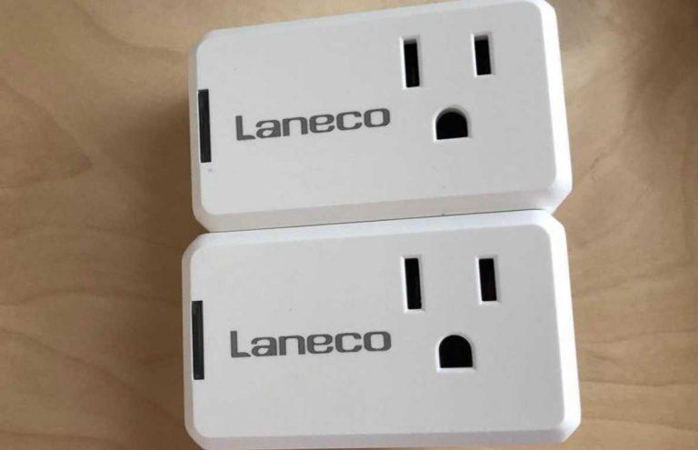 Laneco Smart Plug Setup Instructions