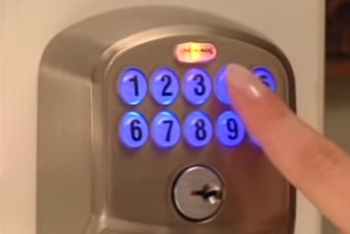 Schlage Lock Not Unlocking