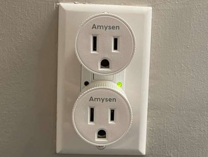 Amysen Smart Plug Won't Connect to Wi-Fi