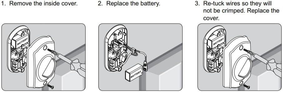 How can I Change the Batteries in My Schlage Keypad Lock