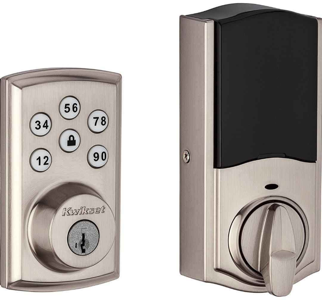 Smart Lock with the best battery life