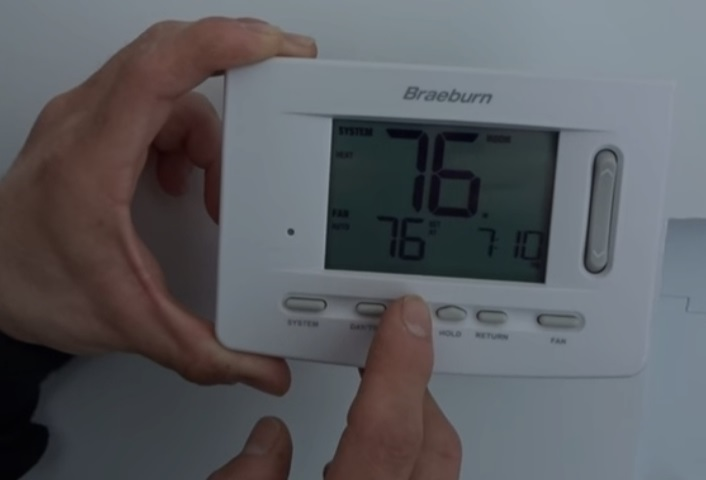 Braeburn Thermostat Not Cooling