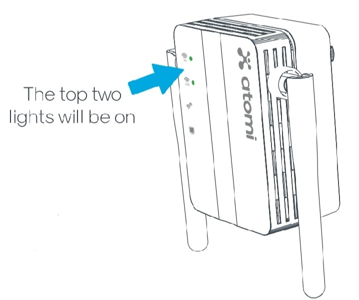 How to Set Up Atomi Wi-Fi Range Extender