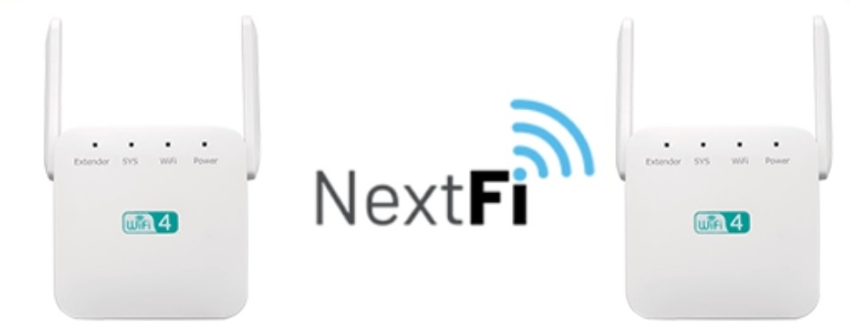 NextFi Wi-Fi Booster Setup Instructions