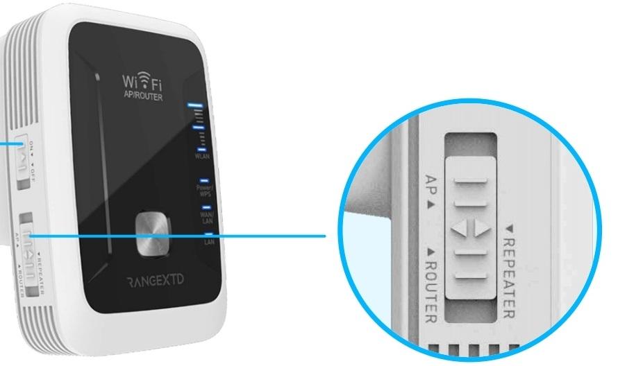 RangeXTD Wi-Fi Extender Setup